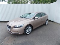 Volvo V40 20D3 SE LUX NAV 5DR DIESEL AUTO AK13AGX 2 owners Full Volvo History