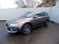 Volvo XC70 24D5 SE LUX AWD ESTATE DIESEL AUTO 1 private owner Full Volvo History