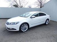 Volkswagen Passat CC 20TDI GT BLUEMOTION 4DR DIESEL 1 private owner Full VW History