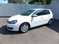 Volkswagen Golf 16 Match TDI 5DR VE12 DWW One private owner full service history
