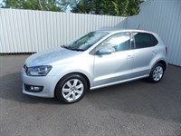 Volkswagen Polo 12TDI Match 5dr SH12 EKP 1 private owner full service history