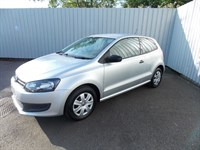 Volkswagen Polo 12 S AC 3DR SH12 CNJ One private owner full service history