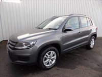 Volkswagen Tiguan 20TDI S BLUEMOTION 4MOTION DIESEL AUTO 1 private owner Full VW History