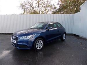 used Audi A1 1.6 TDI SE Diesel 3dr in sleaford-lincolnshire