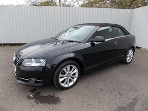 used Audi A3 1.2 TFSI Sport Convertible in sleaford-lincolnshire