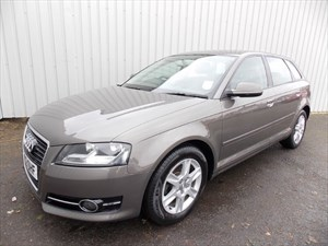 used Audi A3 1.6TDi SE 5dr Diesel in sleaford-lincolnshire