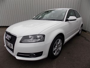 used Audi A3 1.2 TFSI SE Automatic 3dr in sleaford-lincolnshire