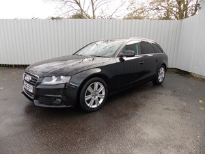 used Audi A4 Avant 2.0TDI Technik Estate Diesel in sleaford-lincolnshire
