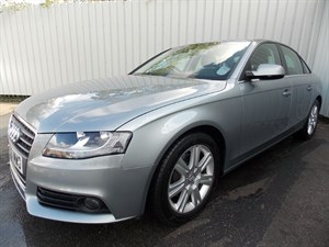 used Audi A4 2.0 TDI SE Diesel 4dr in sleaford-lincolnshire