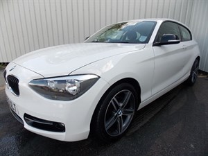 used BMW 114d 1.6 Sport Diesel in sleaford-lincolnshire