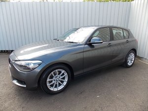 used BMW 116d 1.6 Diesel Efficient Dynamics in sleaford-lincolnshire