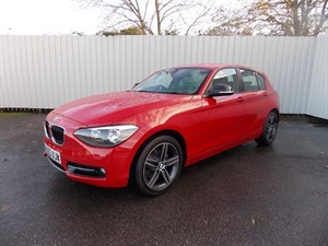 used BMW 116d Sport Diesel 5dr in sleaford-lincolnshire