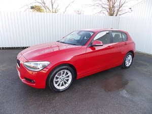 used BMW 116d 2.0 Diesel SE in sleaford-lincolnshire