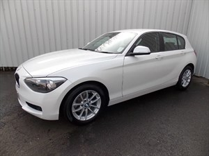 used BMW 116i 1.6 SE 5dr New Model in sleaford-lincolnshire