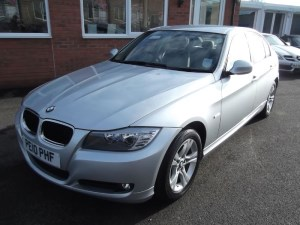 used BMW 318d 2.0 Diesel ES Automatic in sleaford-lincolnshire
