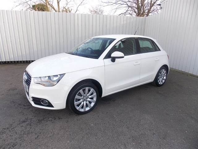 Click here for more details about this Audi A1 16TDI Sport 5dr Diesel 1 private owner Full Audi History