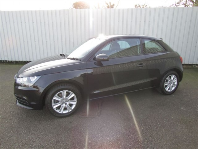 used Audi A1 1.6 TDI SE 3dr Diesel