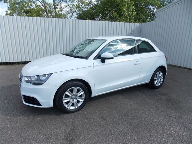 Click here for more details about this Audi A1 12 TFSI SE 3dr EA61 GZO 1 private owner Full Audi History