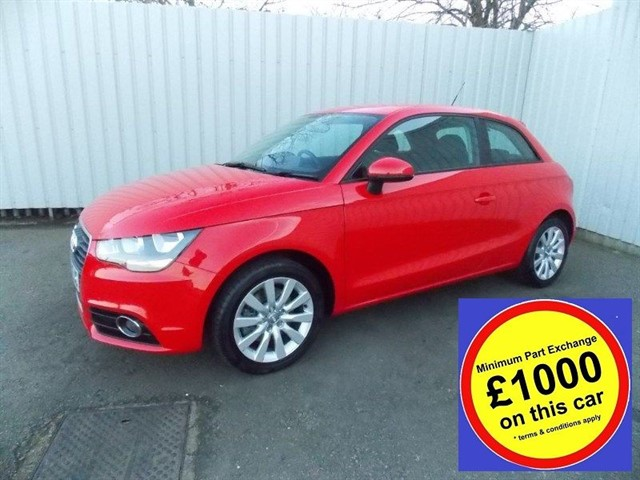 used Audi A1 1.4TFSI Sport 3dr Automatic One private owner