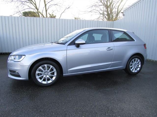 used Audi A3 1.4 FSI SE 3dr