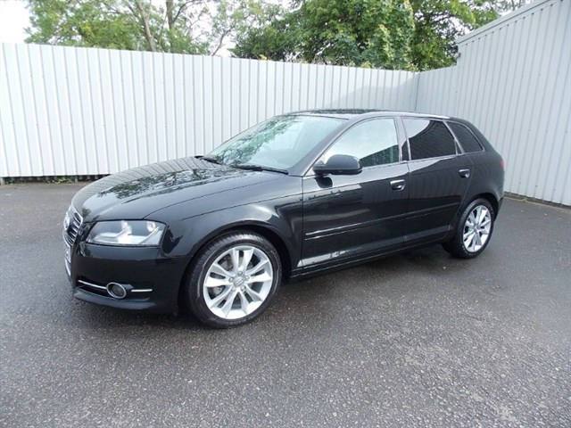 Click here for more details about this Audi A3 20TDi Sport 5dr Diesel Auto 1 private owner full Audi Service History