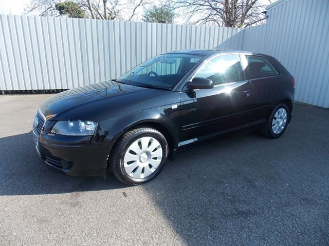Click here for more details about this Audi A3 16 SPECIAL EDITION Automatic