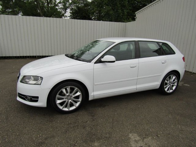 used Audi A3 1.2 Sportback TFSI Sport5dr One private owner full service history