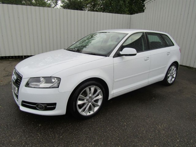 used Audi A3 1.2TFSI Sport 5dr One private owner