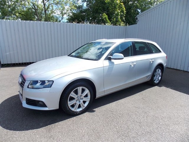 Click here for more details about this Audi A4 Avant 20TDI SE Estate Diesel Auto NY11 YBF 1 private owner Full Audi History