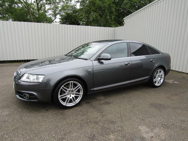 used Audi A6 2.0 TDI S LINE SPECIAL EDITION