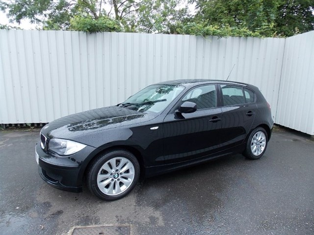 Click here for more details about this BMW 116d 20 ES 5dr Diesel 1 private owner