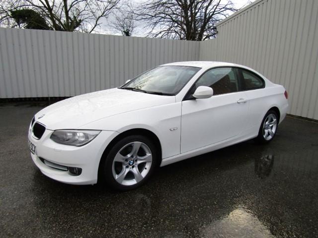 used BMW 318i 2.0 SE Coupe White