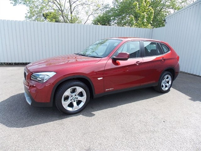 Click here for more details about this BMW X1 20D SE 5DR DIESEL AUTO YH12UAZ 1 private owner Full BMW History