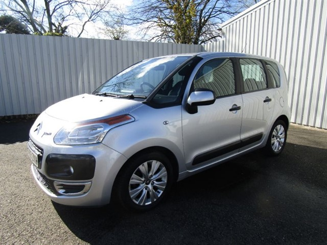 used Citroen C3 Picasso 1.6 HDI VTR+ 5dr Diesel Silver
