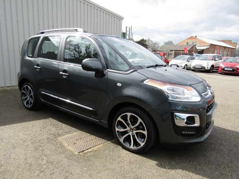 citroen c3 picasso 1 6 blue hdi selection 5dr diesel grey for sale sleaford lincolnshire. Black Bedroom Furniture Sets. Home Design Ideas