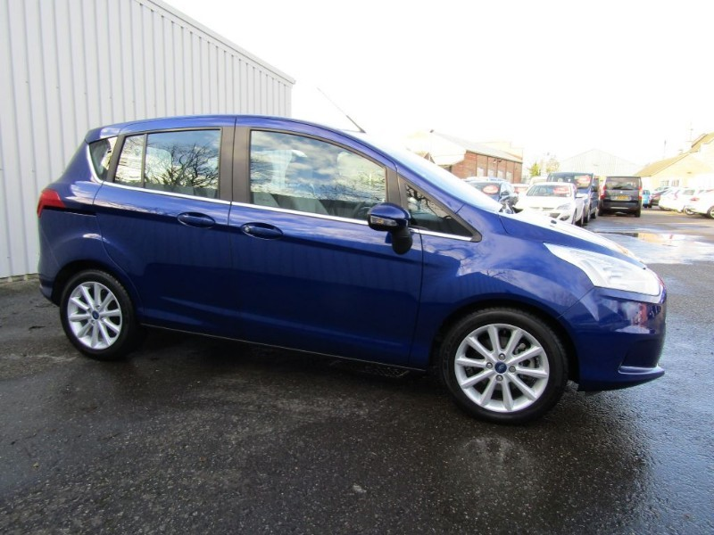 ford b max 1 6 titanium 5dr automatic for sale sleaford lincolnshire john peat motors. Black Bedroom Furniture Sets. Home Design Ideas