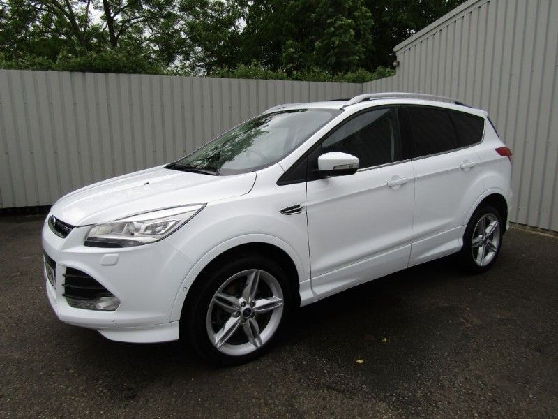 ford kuga 2 0 tdci titanium x sport 5dr 180bhp 4x4 diesel automatic appearance pack for sale. Black Bedroom Furniture Sets. Home Design Ideas