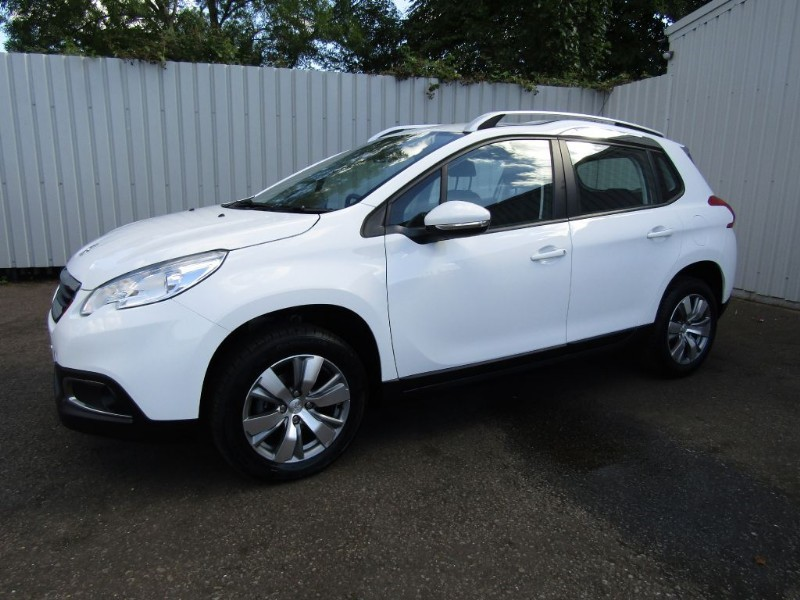 peugeot 2008 1 4 hdi active 5dr diesel white for sale sleaford lincolnshire john peat motors. Black Bedroom Furniture Sets. Home Design Ideas