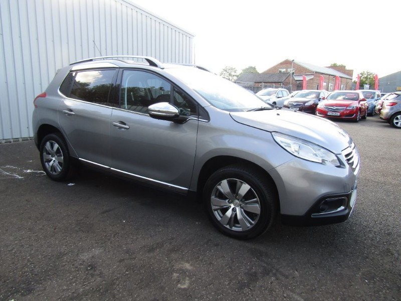 peugeot 2008 1 6 e hdi allure 5dr diesel automatic for sale sleaford lincolnshire john peat. Black Bedroom Furniture Sets. Home Design Ideas