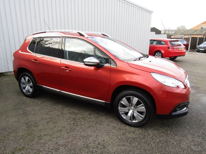 peugeot 2008 1 6 e hdi allure fap 5dr diesel automatic for sale sleaford lincolnshire john. Black Bedroom Furniture Sets. Home Design Ideas