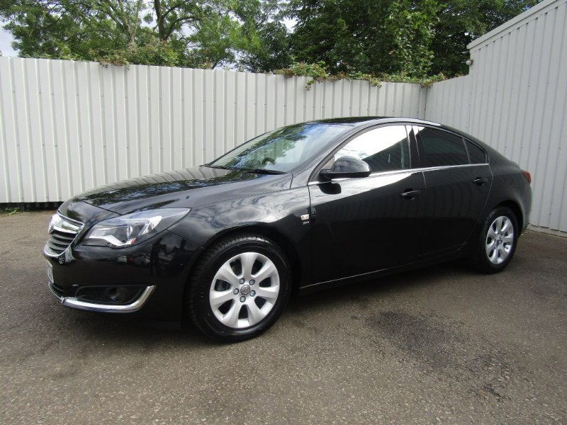 vauxhall insignia 1 6 cdti sri nav s s 5dr diesel for sale. Black Bedroom Furniture Sets. Home Design Ideas