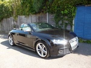 used Audi TT TTS TFSI QUATTRO FULL LEATHER in west-malling-kent-for-sale