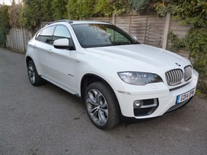 used BMW X6 XDRIVE40D ONE OWNER in west-malling-kent-for-sale