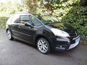 used Citroen C4 Picasso 5 LOUNGE 16V DIESEL AUTO in west-malling-kent-for-sale