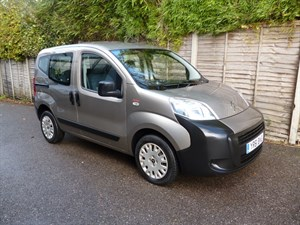 used Citroen Nemo HDI S/S EGS 10,000 MILES FROM NEW in west-malling-kent-for-sale