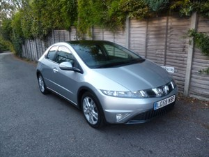 used Honda Civic I-VTEC ES FULL AUTOMATIC in west-malling-kent-for-sale