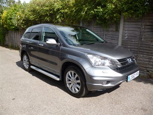 used Honda CR-V I-DTEC EX AUTOMATIC in west-malling-kent-for-sale