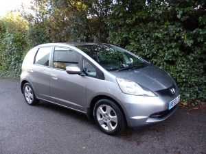 used Honda Jazz I-VTEC ES I-SHIFT AUTOMATIC in west-malling-kent-for-sale
