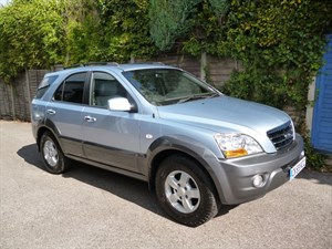 used Kia Sorento XS ONE OWNER FROM NEW in west-malling-kent-for-sale