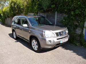 used Nissan X-Trail AVENTURA DCI AUTOMATIC in west-malling-kent-for-sale